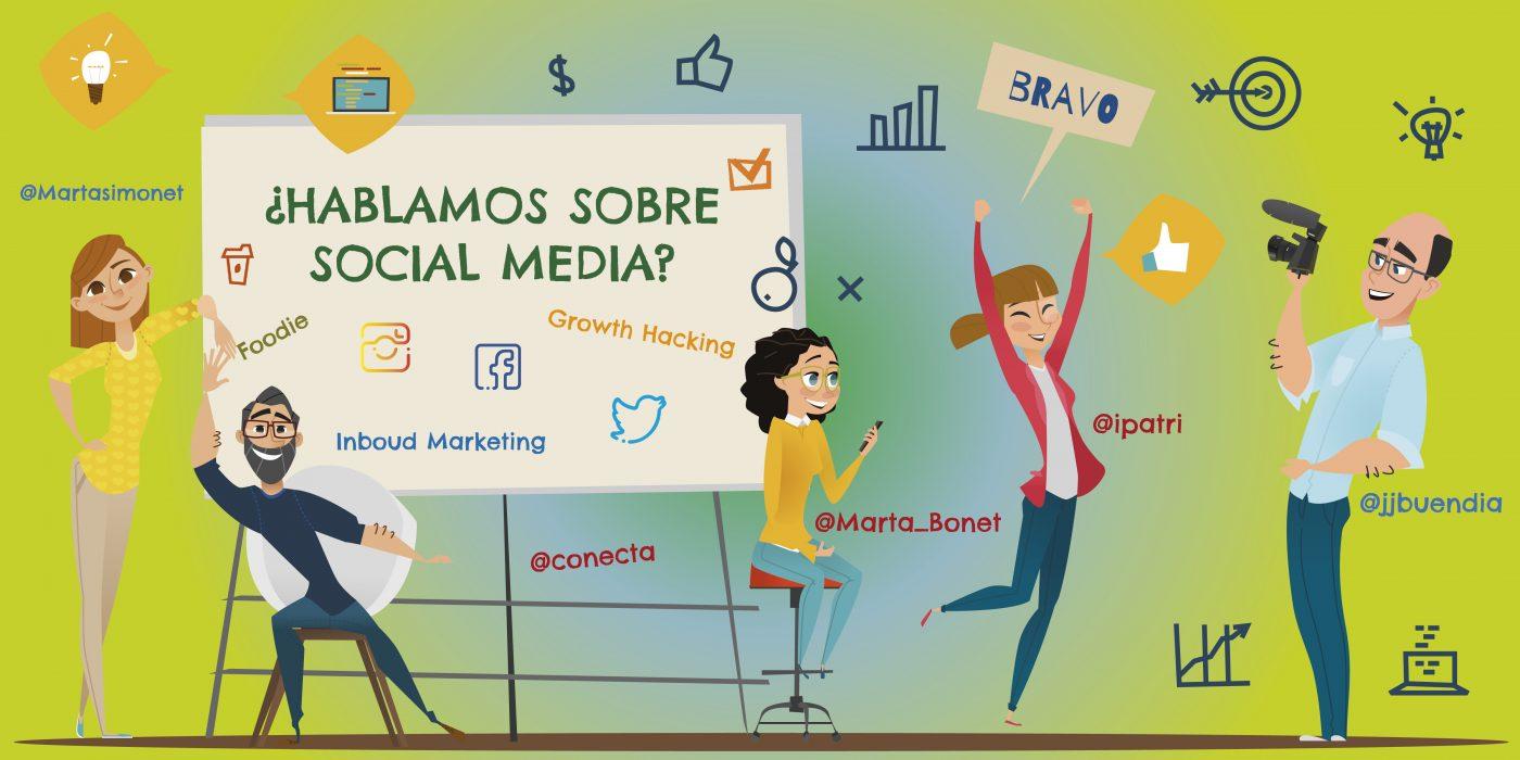 Cinco tuiteros mallorquines hablan Social Media