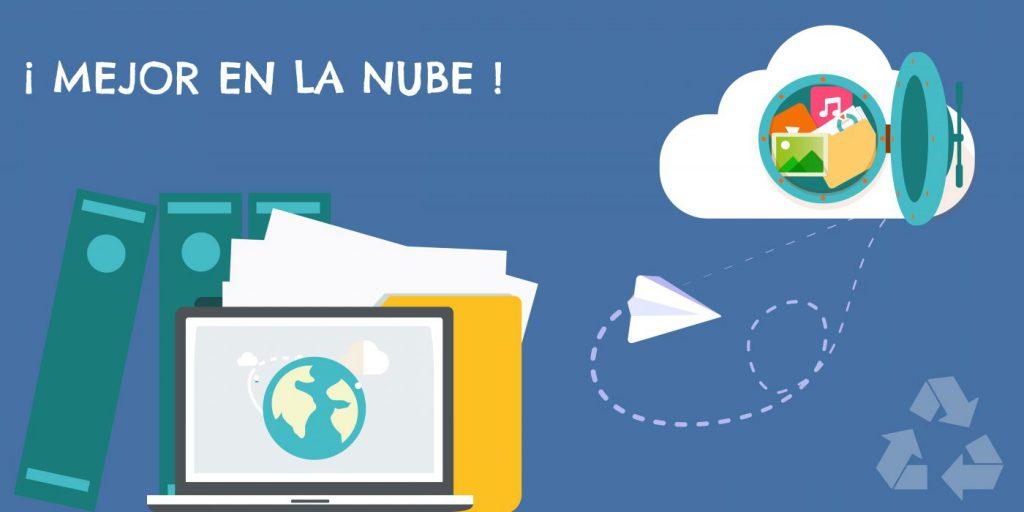 Archivar documentos en la nube