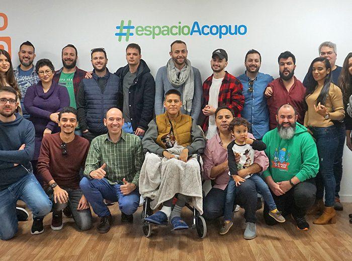 #espacioAcopuo, unión del Marketing + Comunicación + Formación