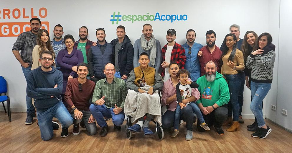 Evento #espacioAcopuo