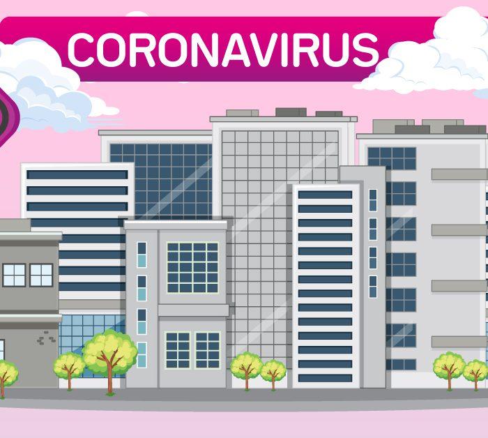 El coronavirus en el trabajo