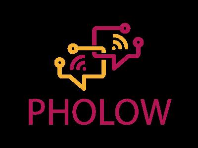 Pholow logo corporativo