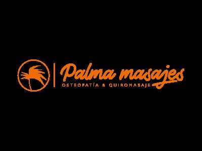 Palma masajes logo