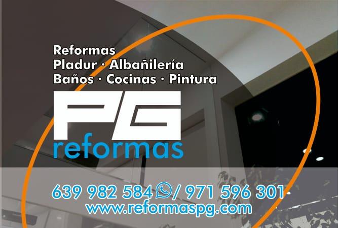 Rotulación PG Reformas